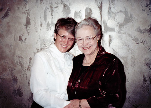 Peg and Pat Phillips