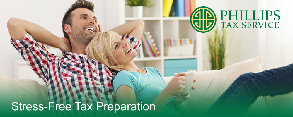 Stress Free Tax Preparation